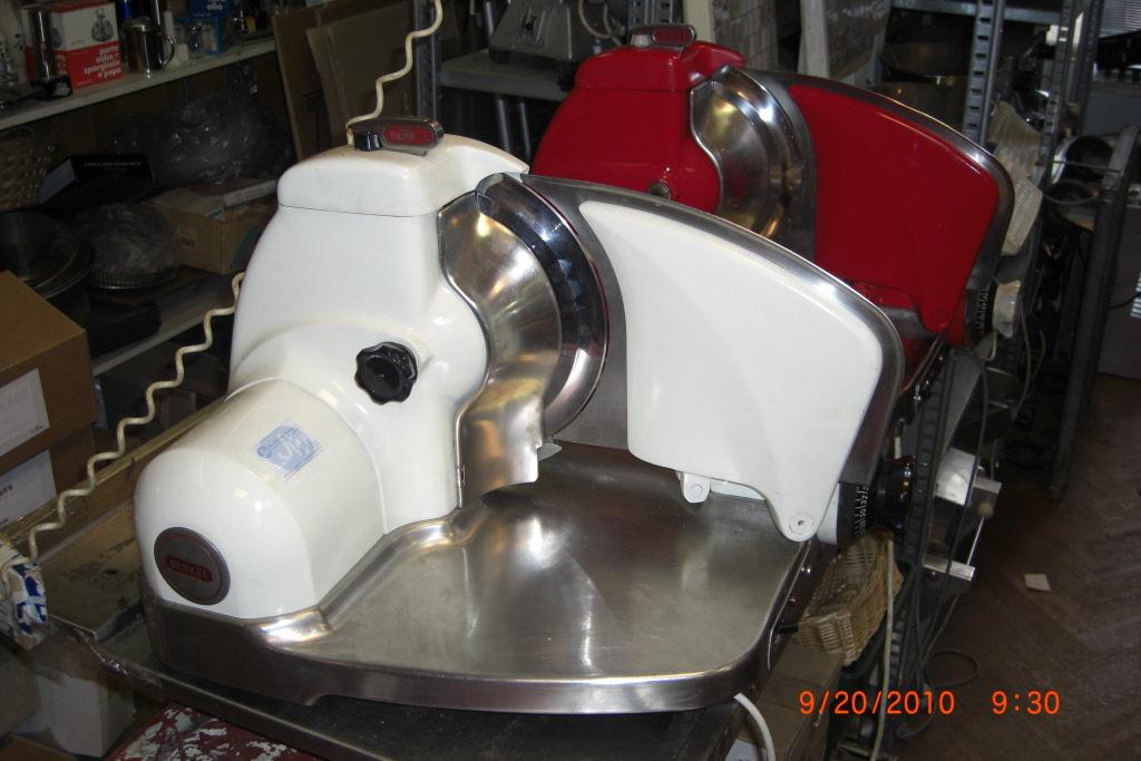 Berkel snijmachine 834 onderdelen